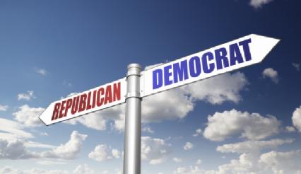 Democrat and Rebulican