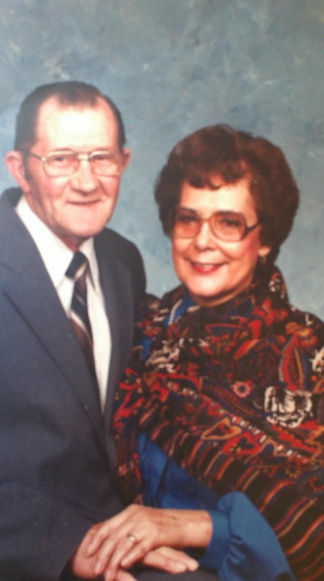 Bill and Treva